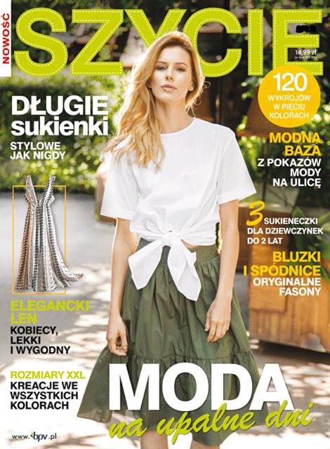 Časopis-Šití-4/2017-pl
