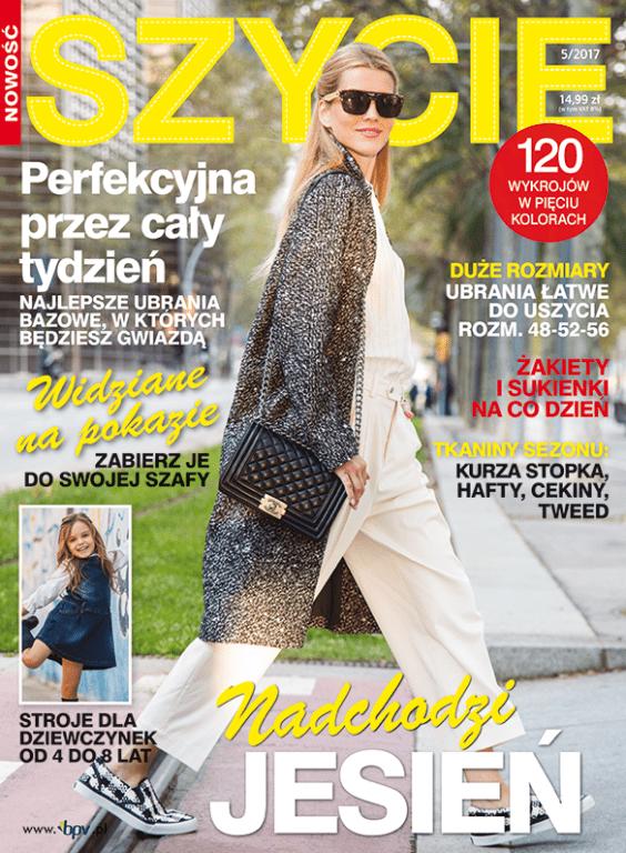 Časopis-Šití-5/2017-pl