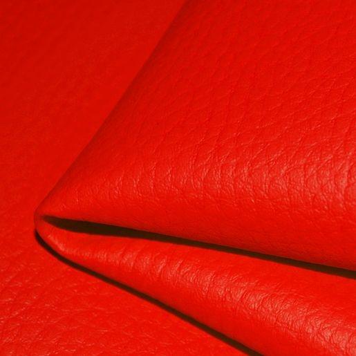 látka-ekokůže-(koženka)-barva-červená-d2755-ns-1056