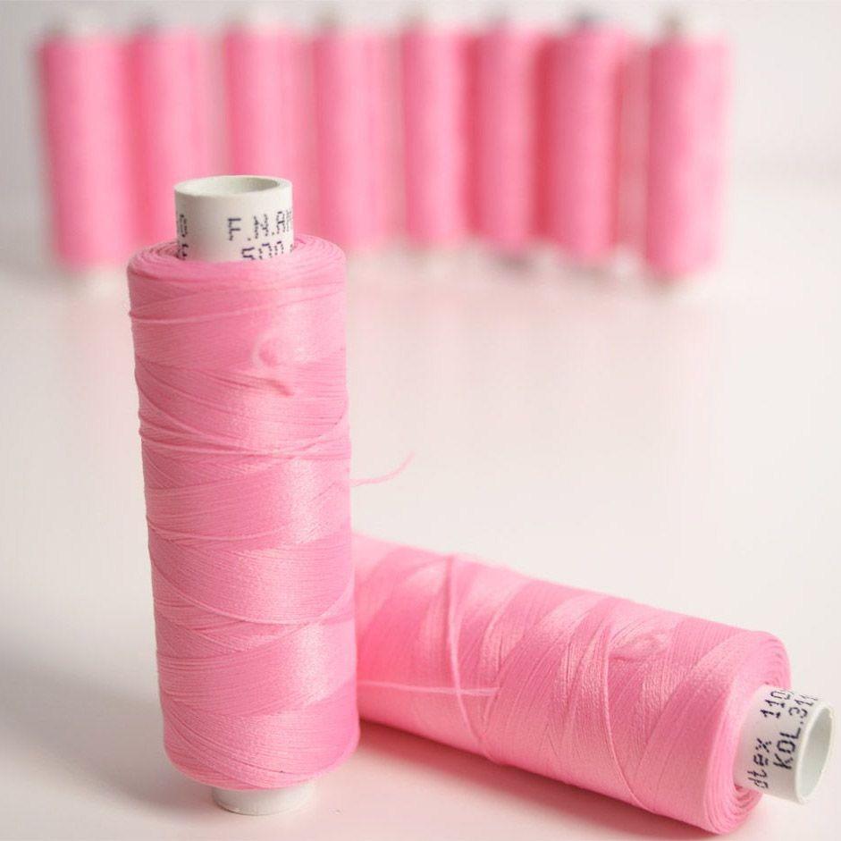 elastická-nit-atena-500-barva-světle-růžová-160