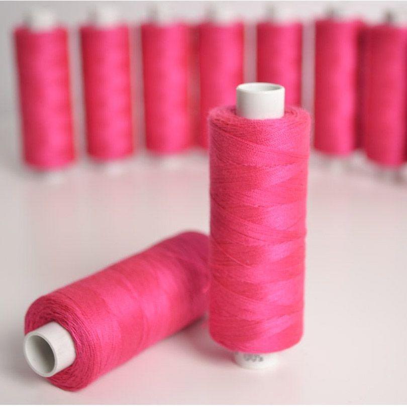polyesterová-nit-arena-500-m-barva-růžová