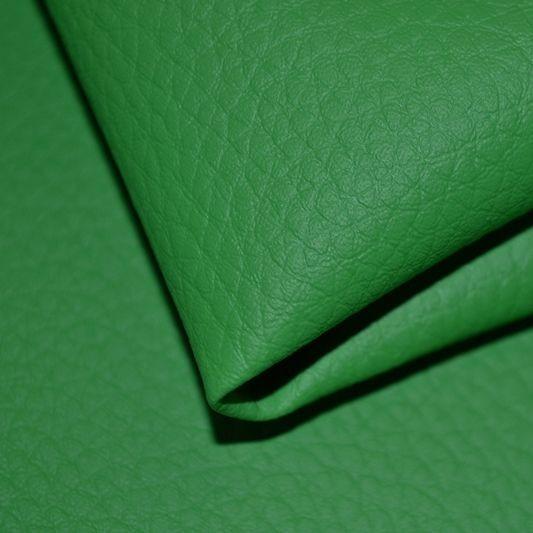 látka-ekokůže-(koženka)-barva-zelená-d27