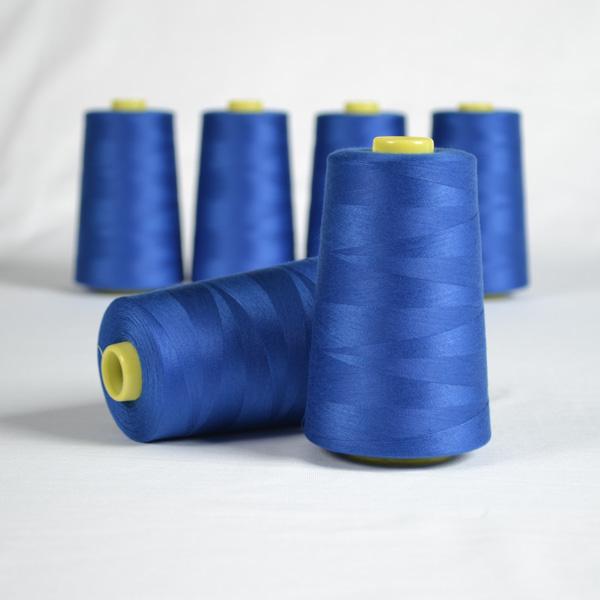 overlock/coverlock-polyesterová-nit-ntf-5000-barva-modrá