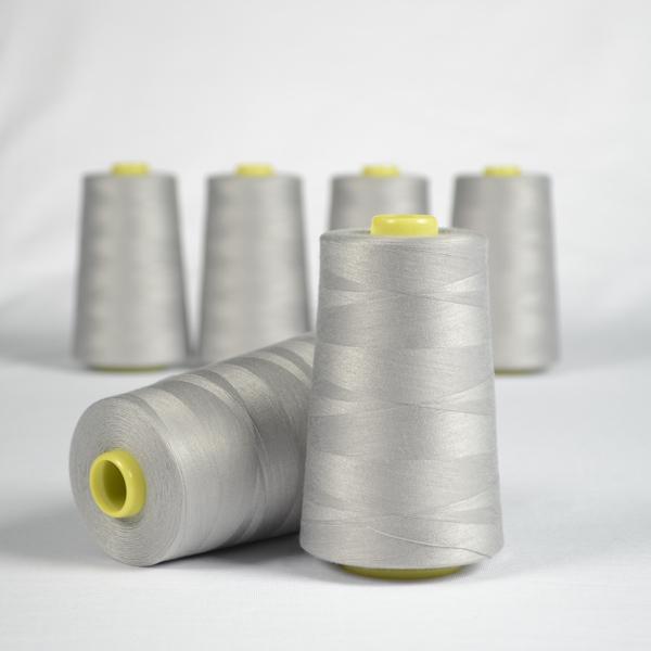 overlock/coverlock-polyesterová-nit-ntf-5000-barva-světle-šedá