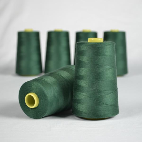 overlock/coverlock-polyesterová-nit-ntf-5000-barva-tmavě-zelená