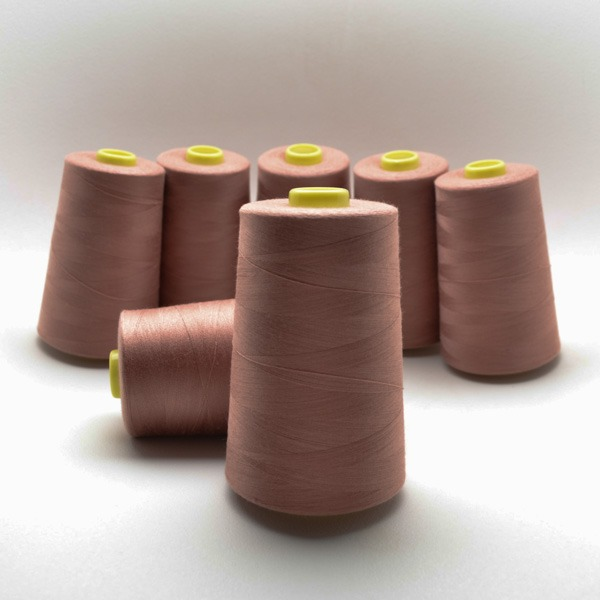 overlock/coverlock-polyesterová-nit-ntf-5000-barva-červenobéžová