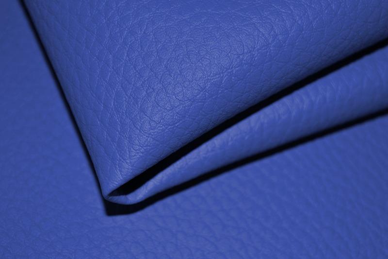 látka-ekokůže-(koženka)-barva-pařížská-modrá
