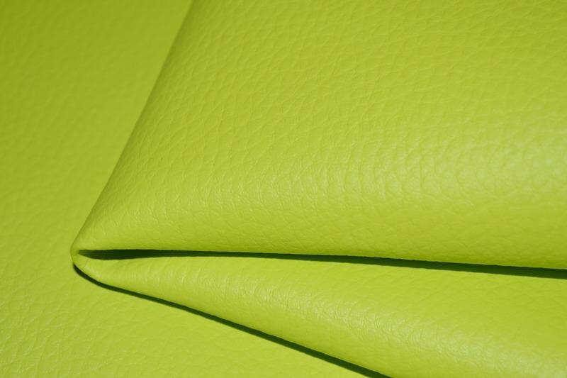 látka-ekokůže-(koženka)-barva-limetková-es12-ns-1182