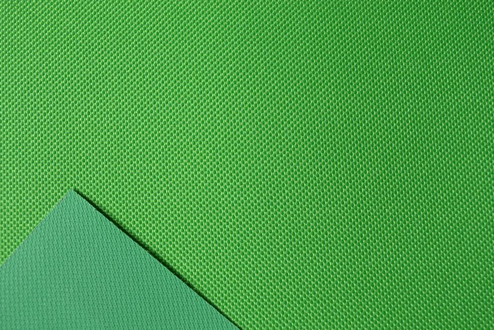látka-nepromokavý-nylon-barva-zelená