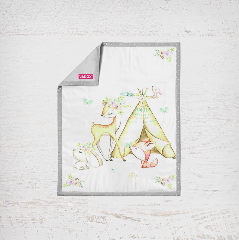 látka-bavlněné-plátno-panel-xl-100x72---sweet-forest