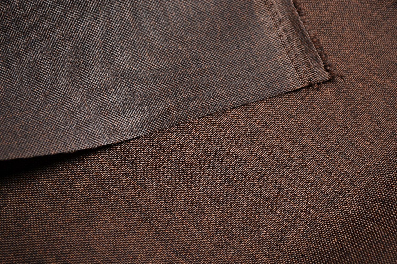 látka-nepromokavý-polyester/kočárkovina-tmavě-hnědý-melír