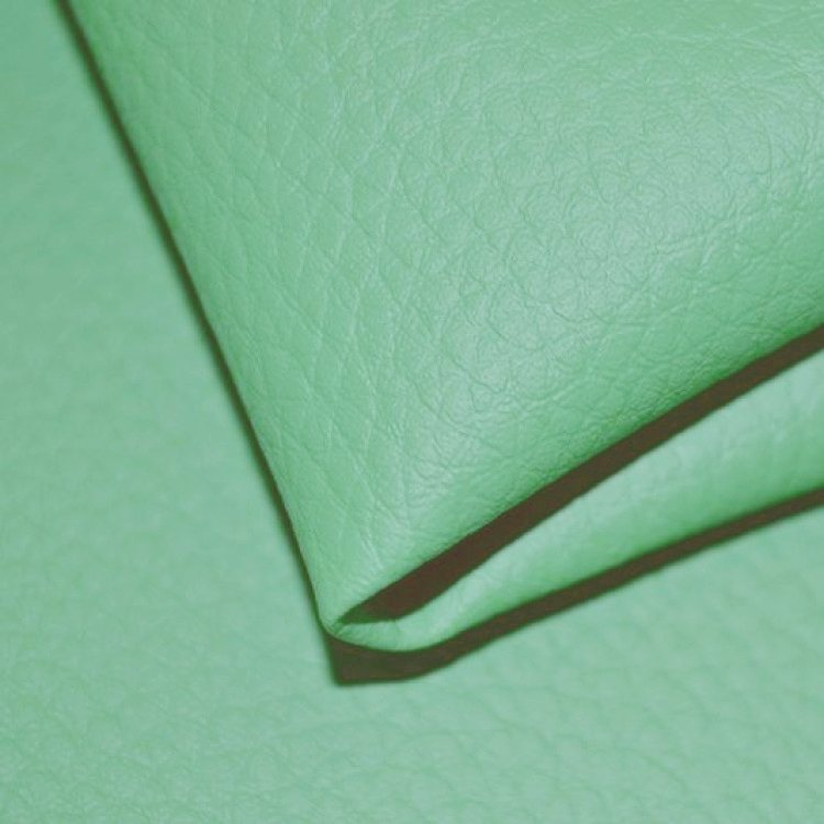 ekokůže-(koženka)-barva-světlá-zelená