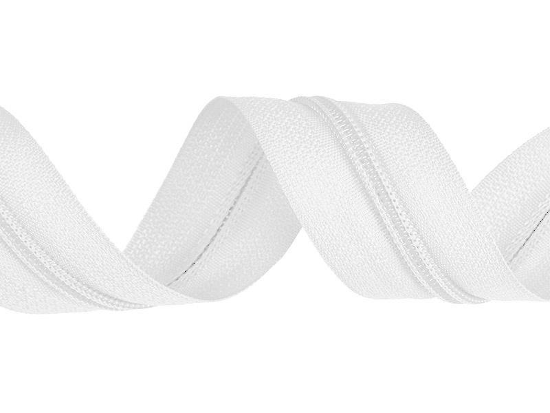 zip-spirálový-3-mm-bílý